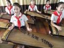 Pyongyang, Kinderpalast, Foto: Isabella Krapf